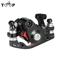 Aluminum Alloy Front Disc Brake Bicycle Brake Outdoor Mountain Road Bike Brake Bicicleta Mechanical Caliper