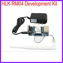Industrial Grade Serial Port To Wifi/ Ethernet To WiFi Module Wireless Router HLK-RM04 Development Kit(China)