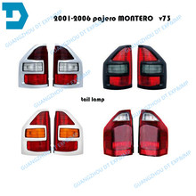 2001 2002 2003 2004 2005 2006 2007 PAJERO V73 MONTERO HEADLIGHT TAIL LAMP