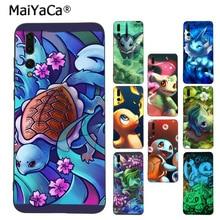 MaiYaCa Charizard Squirtle Vaporeon Pokemons phone case Huawei Mate10 Lite P20 Pro P9 P10 Plus Mate9 10 Honor 10 View 10