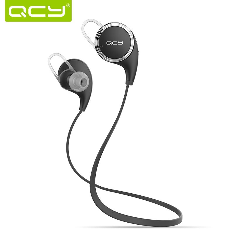 QCY QY8 Wireless Sports Stereo Running Earphone  Portable Bluetooth 4.1 Headphone With HD Microphone Headset<br><br>Aliexpress