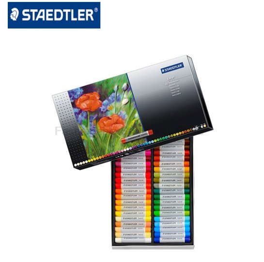 STAEDTLER 2420 C48 48 color Oil Pastel for Artist Students Drawing Pen School Stationery Art Supplies Wax Crayon<br>