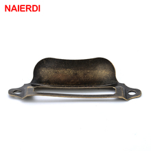 30PCS NAIERDI Antique Metal Label Pull Frame Handle File Company Name Card Holder For Furniture Cabinet Drawer Box Case Hardware