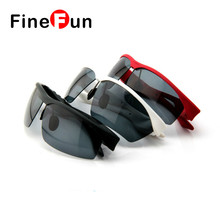 FineFun M1 Bluetooth Headset Smart Glasses Polarized Sunglasses Stereo Earphones Driving Car Music Headphones MP3(China)