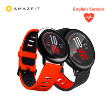 English Version Xiaomi Amazfit Pace Smart Watch GPS Heart Rate Waterproof Bluetooth Sports Smartwatch for Android IOS phones(China)