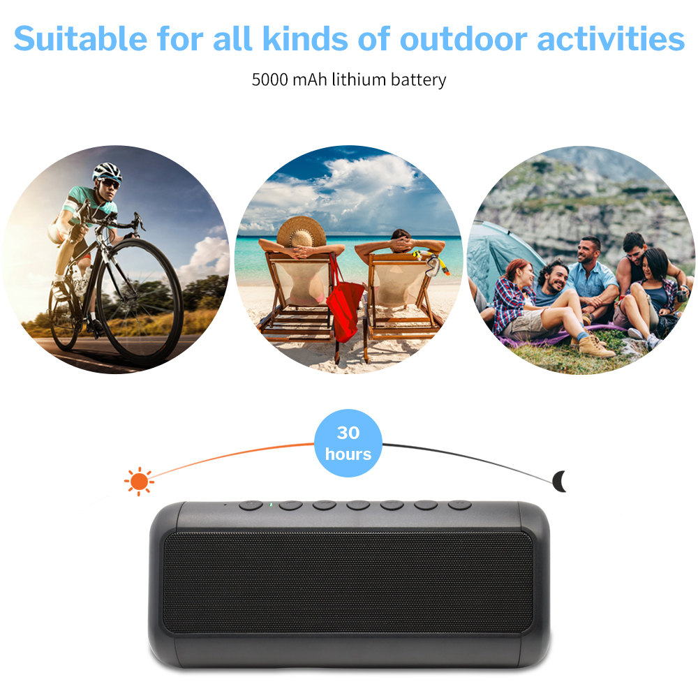 Bluetooth Speaker Waterproof 23