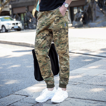 Hot Sale 2017 Casual Men Pants Camouflage Hip Hop Army Pants Quality Cool Camo Clothing Fashion Military Trousers Men Joggers