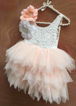 Baby Girls Dress Christmas Lace Tutu Summer Autumn Dresses Childrens Sleeveless Kids Clothing Party Dress Kids Clothing