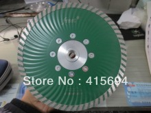"180x7x22.23mm-5/8""-11 cold press turbo wave with flange diamond  saw blade for bricks, granite,marble and concrete.With frange"