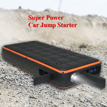 28000mAh Water-proof Best Quality and Price Battery Charger Portable Car Jump Starter Booster Power Bank For 12V auto 2017(China)