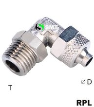 RPC Rapid fittings camozzi fittings pipe fitting metal fitting brass fitting