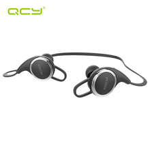 QCY QY8 smart sports earphones wireless bluetooth headsets 3D stereo earbuds with MIC handfree calls for Iphone 7 S8 Xiaomi