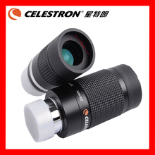 "Free shipping Celestron astronomical  telescope eyepiece 1.25"" 7-21MM Zoom eyepiece Continuous zooming variable not monocular"