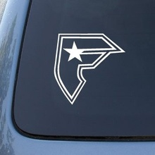 Famous Stars and Straps - Car, Truck, Notebook, Vinyl Decal Sticker Vinyl