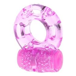 Цвет случайный Волк Кольцо Вибратор для секса игрушки желе вибрирующие эротические регулируемые взрослые игрушечные инструменты вибратор...