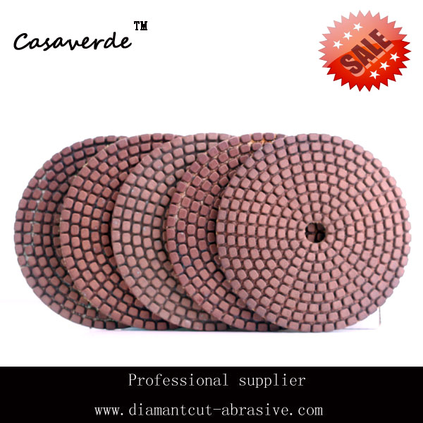 DC-C2PP02  4(100mm) diamond copper polishing pads for polishing stone and concrete<br><br>Aliexpress