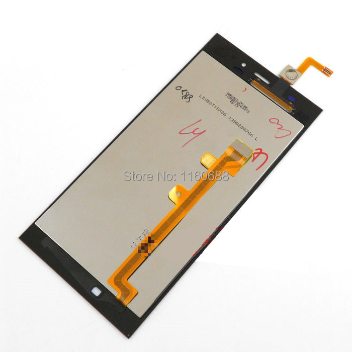 Lcd display+digitizer touch screen assembly for Xiaomi mi3 m3 xiao mi mi3 m3 lcd Assembly free shipping<br><br>Aliexpress