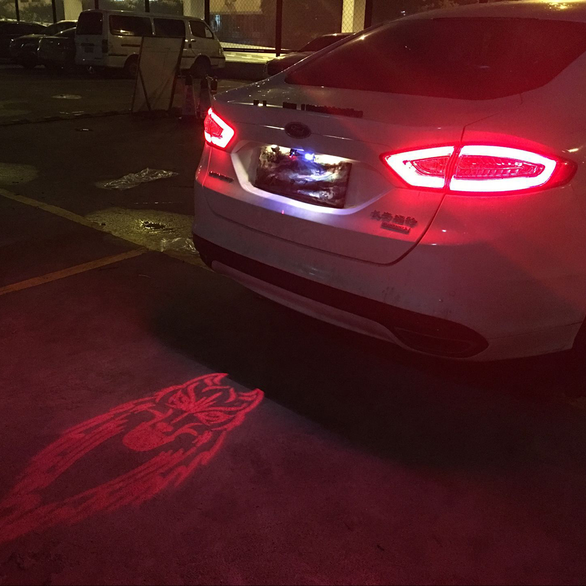 Car Tail Led Light Anti Collision Rear-end Fog Lamp Rearing Warning for Kia K5 Ceed Sorento K2 Rio K3 Forte Cerato Sportage Logo<br><br>Aliexpress