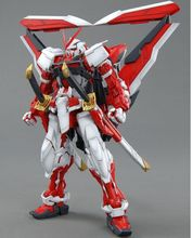 gundam astray red frame MG 1:100 assembly toy robot building toys daban model action figure boys gifts