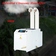 900W Industrial Ultrasonic Humidifier Atomization Mute Humidify Machine Commercial Humidifier for Basement Workshop SM-09B