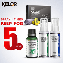 Kelor Paint Car Color Repair-covers Glass Coating Car Wax Liquid Car Polish Fix It Car Paint Scratch Repair x5(China)