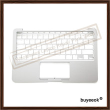 Original New 069-9392-B US Topcase 11.6'' For Macbook Air A1370 A1465 Palmrest Top case without keyboard Touchpad 2013 - 2015(China)
