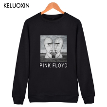 KELUOXIN Pink Floyd Capless Hoodies Men 3D Print Hip Hop Pullover Sweatshirt Brand Clothing Rick Wright Nick Fleece Streetwear