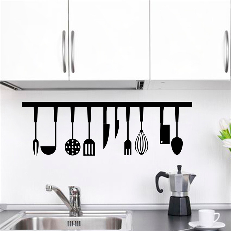 HTB1oSwla1UXBuNjt a0q6AysXXaN - Kitchen Wall Quotes Art food wall sticker-Free Shipping