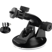 TiPOTiPO Accessories for Gopro SJ4000 Car Sucker Holder Mount Suction Cup for Go Pro SJ4000 Mini Camcorder Action Camera DVR