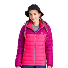 2017 New Style Traveling Coat Climbing Hiking Camping Women Ski Suit Warm White Duck Down Snowboard Jacket
