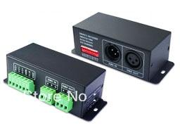 LT-DMX-2801  DMX Decoder;DMX-SPI signal convertor, supports WS2801 WS2803 IC<br><br>Aliexpress