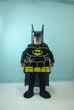 New Mascot Lego Batman Mascot costume Customize Cartoon Character Cosplay Carnival Costume Fancy Dress Mascot  Kit Suit