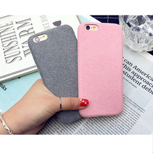 The Newest Plush Cases For iphone 6 6 S 7 Plus 7 8 Most Resistant to Dirt Collar Protective Brief Velvet Phone Cover Shell Cover(China)