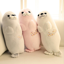 New 40cm 50cm marine animal stuffed animal seal plush toy doll sea lion plush pillow birthday gift