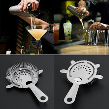 Bartender Cocktail Shaker Bar Strainer Kit Barware Tools Ice Mesh Strainer Bar Percolator Colander Cocktail Martini Drinking(China)