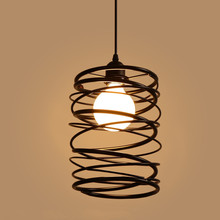Led Pendant Lights Vintage style Modern Restaurant pendant lighting Hanging lamp coffee cafe light droplight creative design