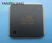 1PCS ATMEGA2560-16AU QFP ATMEL ATMEGA2560 TQFP100 new and original
