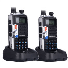 BaoFeng FF-12P 5W long-range Portable Walkie Talkie Professional FM Transceiver Dual Band VHF/UHF CB radio  UV5R Upgraded 2PCS
