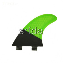 New design surfing fins FCS G5 surfboard fins with fiberglass honey comb material(Tri-set) free shipping