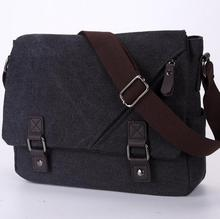 X-Online 040917 hot sale man small flap bag men canvas messenger bag(China)