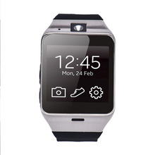 Best Price Aplus GV18 Bluetooth Smart Watch phone GSM NFC Camera Waterproof wristwatch for Samsung for iPhone