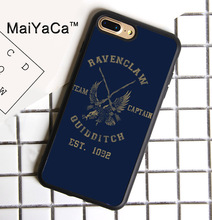 Buy MaiYaCa Harry Potter Printed TPU Soft Cover Capa Funda iphone 8 Plus Phone back case iphone 8plus for $4.27 in AliExpress store