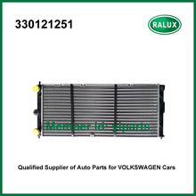 330121251 high quality Car Cooling Radiator For VOLKSWAGEN SANTANA 3000 auto radiator replacement cooling system parts supplier