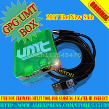 2016 100% Original UMT BOX Ultimate Multi Tool (UMT) Box UMT Box for samsung Alcatel Huawei Ect(China)