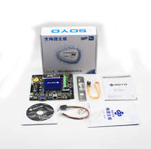 Mini SY-N3150 integrated quad core CPU integrated pc mini ITX small motherboard DC power supply