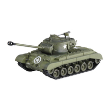 Chanycore Easy Model M26 Pershing 2th Armored DIV U.S.Army American Heavy Tank Finished Model Kit 1/72 36201 Kids Gifts 4357