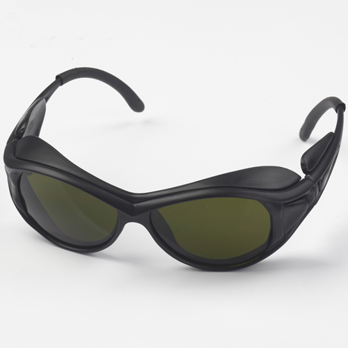 800-1700nm laser safety eyewear with o.d 4+ ce certified for 808 980 1064nm lasers<br>