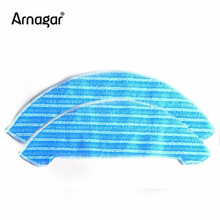 Arnagar Wet and Dry Cleaning Robot Vacuum Cleaner Mop Cloths for Q1 Home Vacuum Cleaner Parts