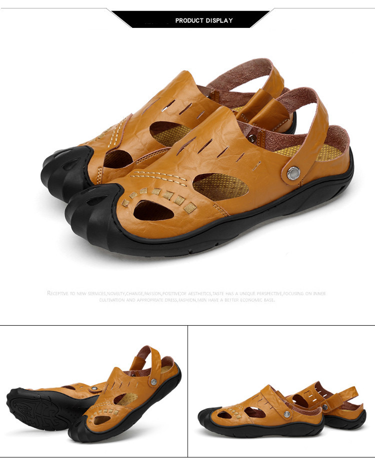 men summer shoes