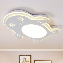 2017 New Design LED Ceiling Light Modern penguin shape Ceiling Lamp for Living room Lovely Luminarie for Children's Bedroom
